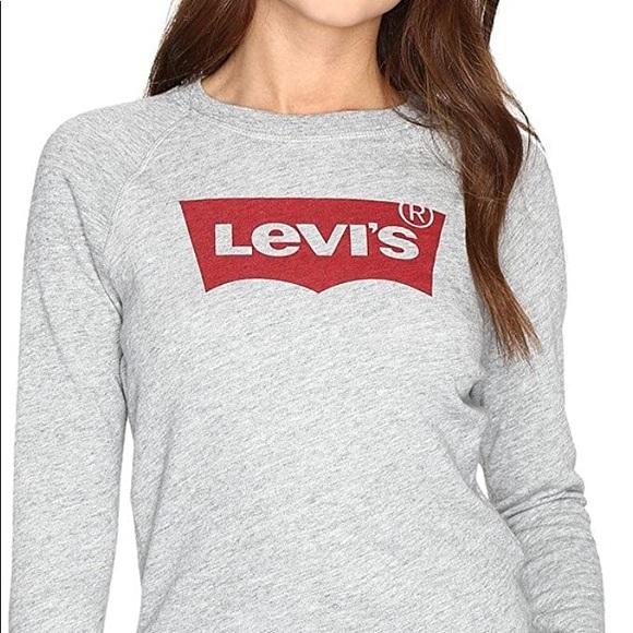 levi's crewneck